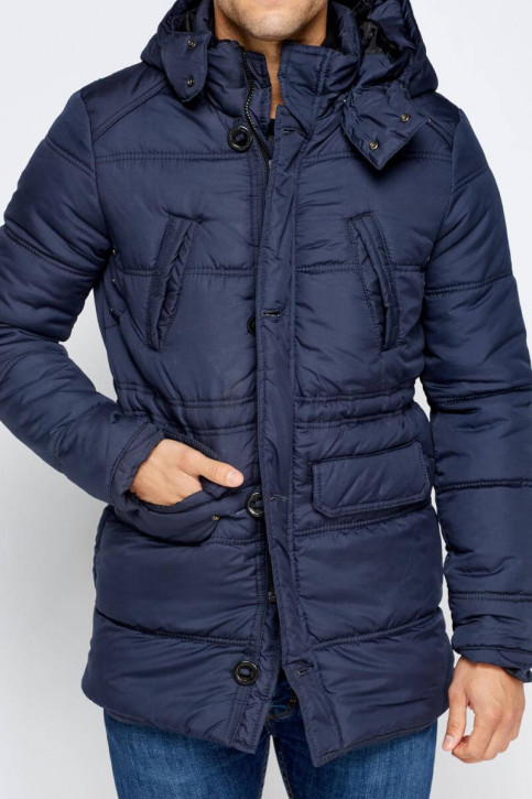 Quilted Regular Fät Coat Ümlaut